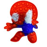 Jucarie antistres, Pop It forma Spiderman POP