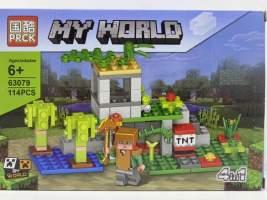 Lego gen minecraft