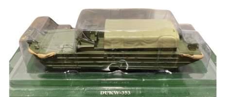 Macheta Tanc Rusesc series Dukw-353 verde