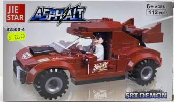 Lego Asphalt - Srt Demon 92500-4