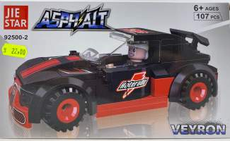 Lego Asphalt - Veyron 92500-2
