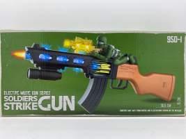 Pistol Strike Gun 950-1 de jucarie cu sunete si lumini