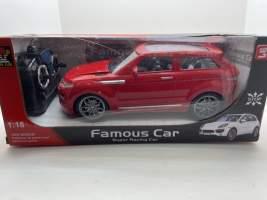 Masina replica Land Rover cu radiocomanda