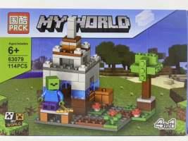 Lego gen mineceaft