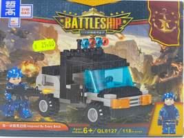 Lego Battleship camioneta QL0127