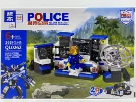 Lego sediu mic de politie ql0262