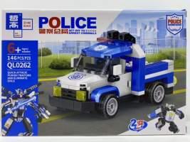 Lego politie camioneta ql0262
