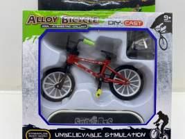 Mini Bicicleta si skateboard jucarie