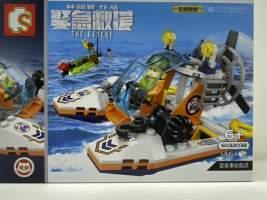 Lego hidroglisor 6032038
