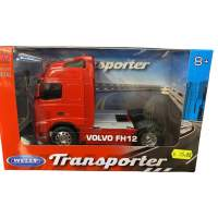 Macheta Cap tractor Volvo Fh12 Globetrotter XL rosu