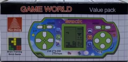 Joc tetris mini electronic clasic