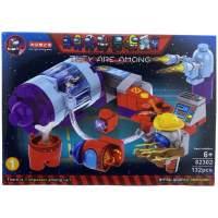 Lego Among Us rosu 82302