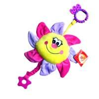 Jucarie muzicala bebe soare multicolor