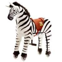 Zebra pentru calarit Marthi mic, mediu, mare