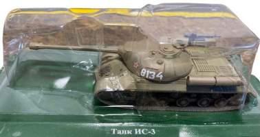 Macheta tanc rusesc series IS-3