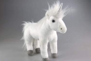 Unicorn de plus 23cm Nat Geo