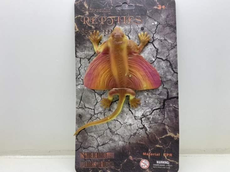 jucărie șopârlă zburătoare
