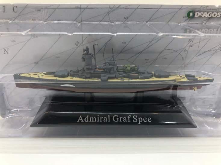 Macheta heavy cruiser Admiral Graf 1936