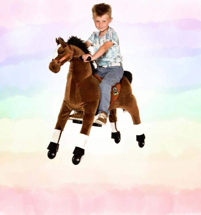 Cal, ponei plus jucarie calarit