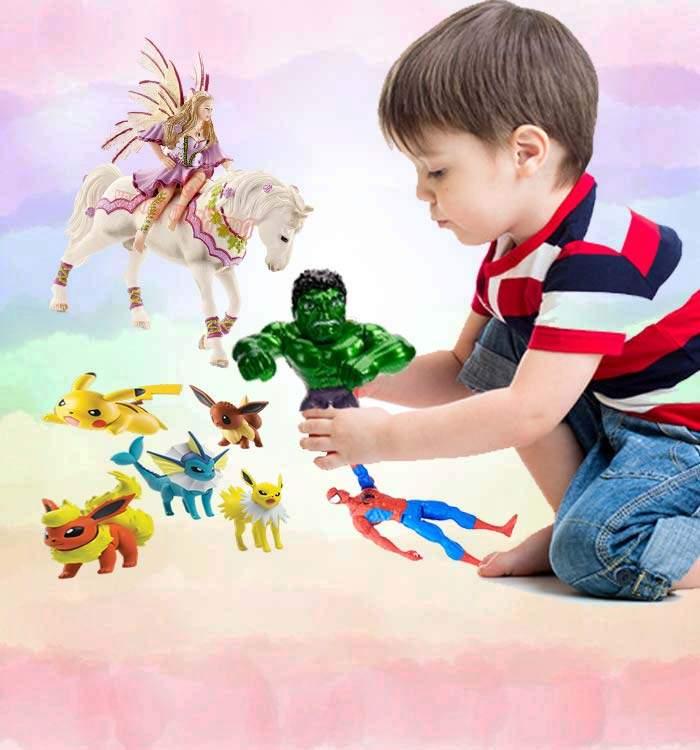 Figurine si jucarii pentru copii de toate varstele