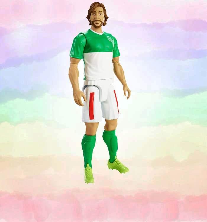 Figurine fotbalisti
