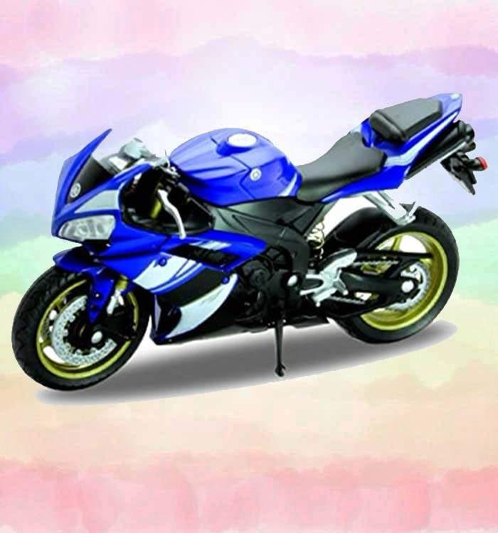 Macheta motociclete metal