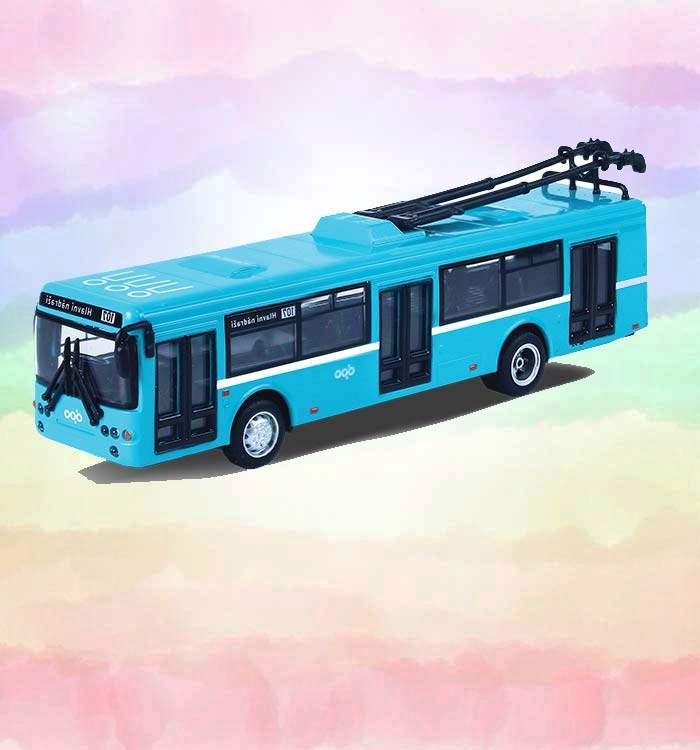 Macheta autobuz troleibuz